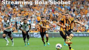 Streaming bola Sbobet Indonesia