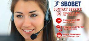 customer service judi online Sbobet 24 jam